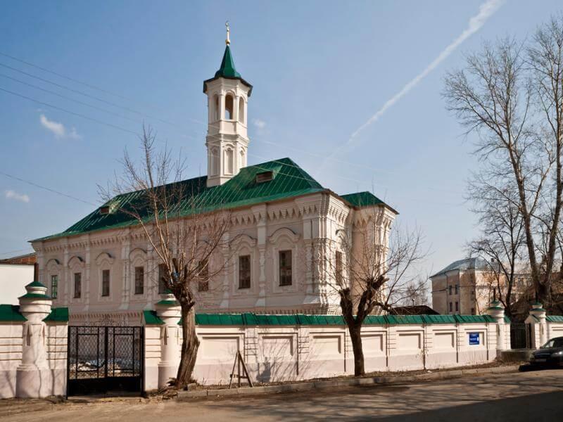 Мечеть казани знакомства в