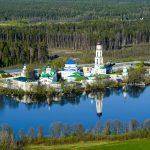 Раифа — знаменитый монастырь земли татарской