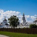 Экскурсия «Град Свияжск на острове стоит…»
