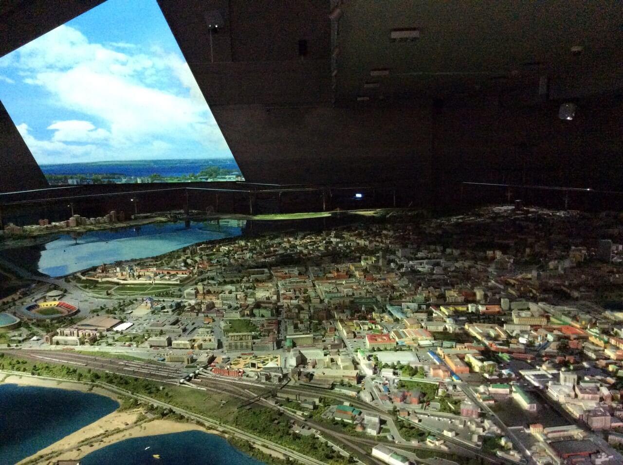 Экспозиция Городская панорама