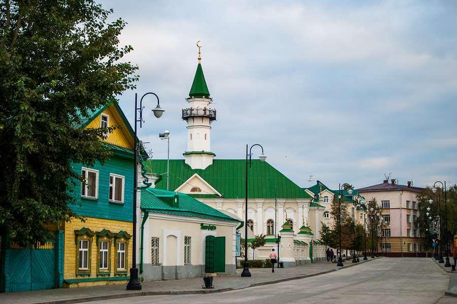 Старо Татарская слобода