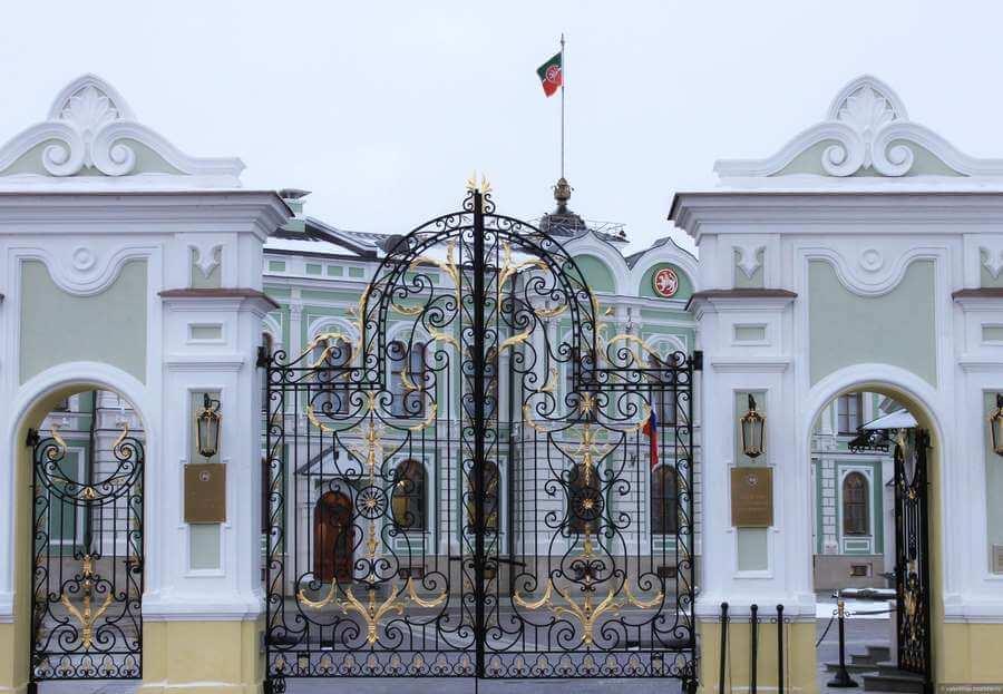 Дворец после реставрации