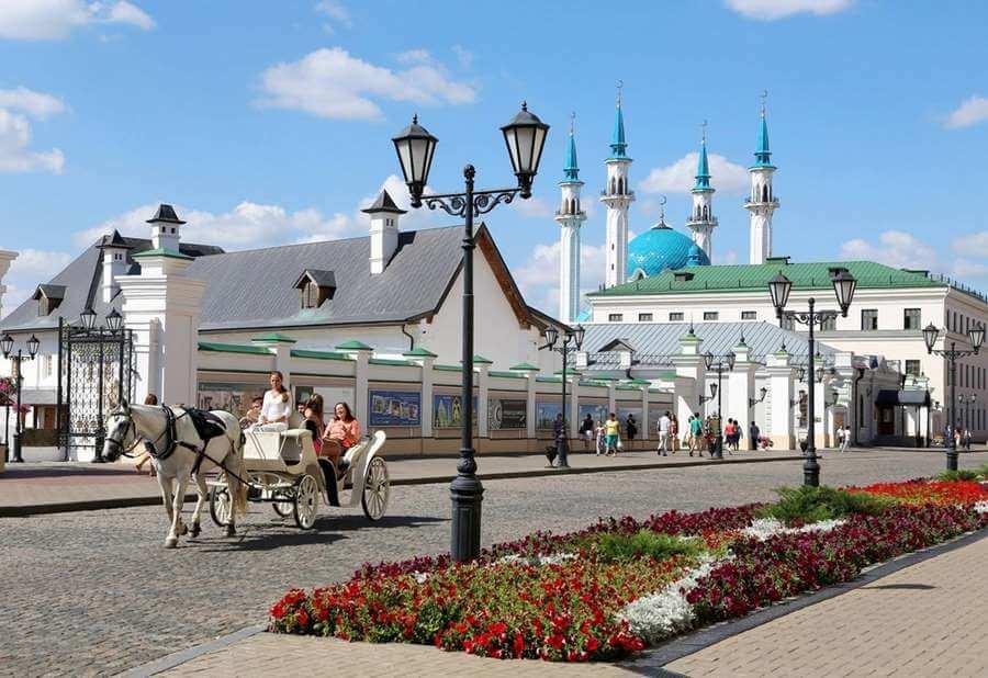 Музеи Казанского кремля