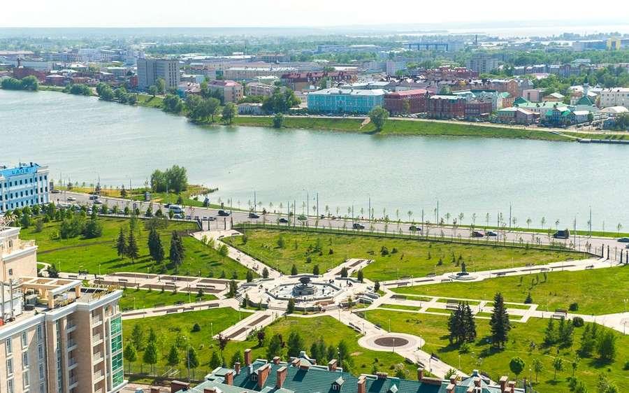 парк тысячилетия