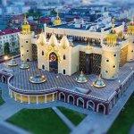 Татарский государственный театр кукол «Экият» — архитектура и внутренне убранство, афиша, стоимость билетов