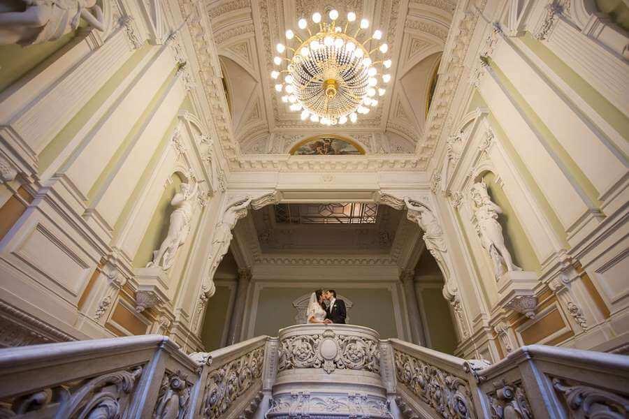 комната жениха и невесты