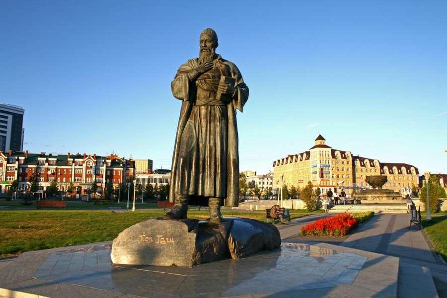 Памятник Гул Гали