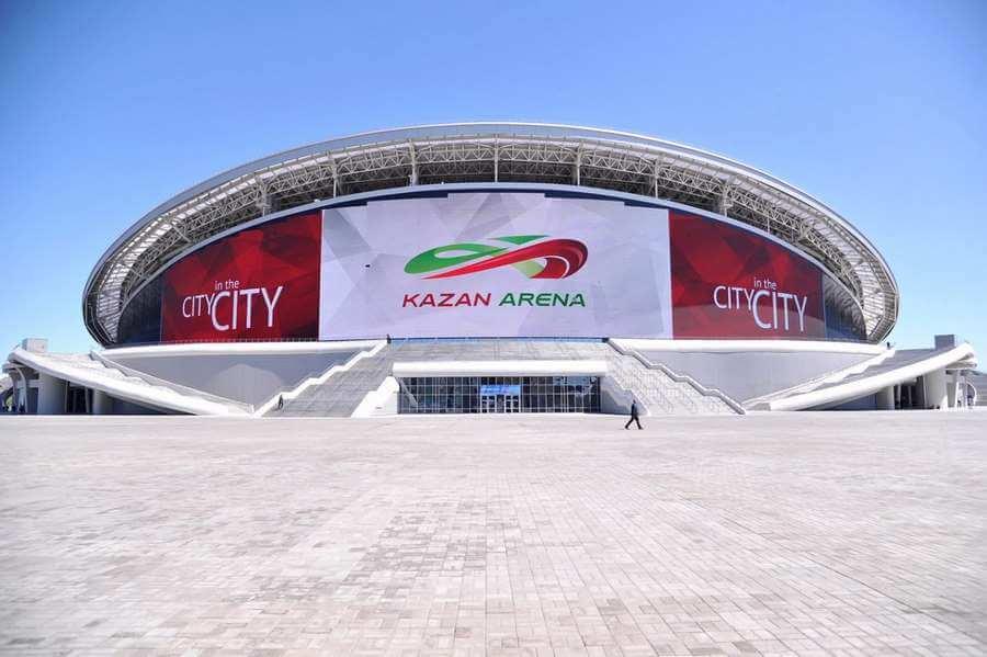 общий вид стадиона