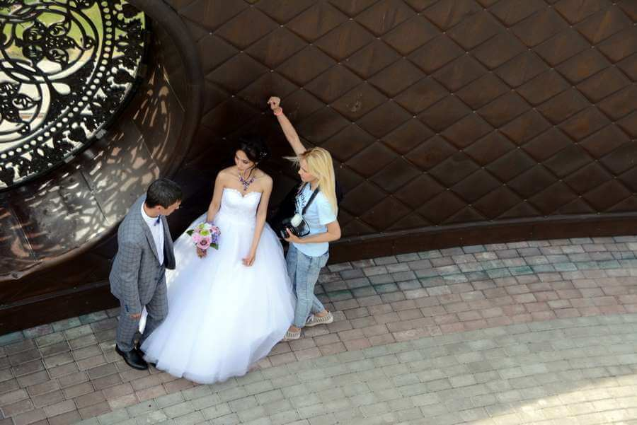 фотограф на свадьбе в казани