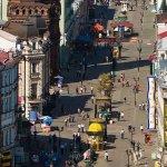 Улица Баумана — древнейшая улица в центре Казани.