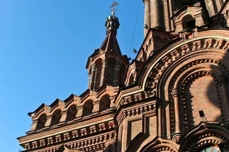 архитектура колокольни