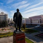 Communistic past of Kazan