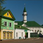 Secrets of the Kazan Mosques