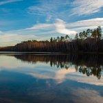 Глубокое озеро в Казани – удивительно чистое и живописное местечко