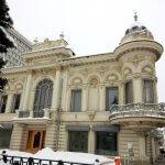 Дом Ушаковой, Национальная библиотека республики – история, интерьер, архитектура