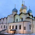 Благовещенский собор Казанского Кремля как память о взятии Казани