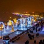 Кремлевская набережная в Казани как место для семейных прогулок