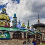 Экскурсия «Раифский монастырь — Свияжск — Храм Всех Религий»