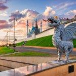 Экскурсия «Обзорная по Казани+Казанский Кремль+Городская панорама»