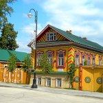 Интерактивная экскурсия по Старо-татарской слободе